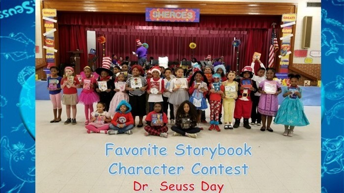 Storybook Character Contest